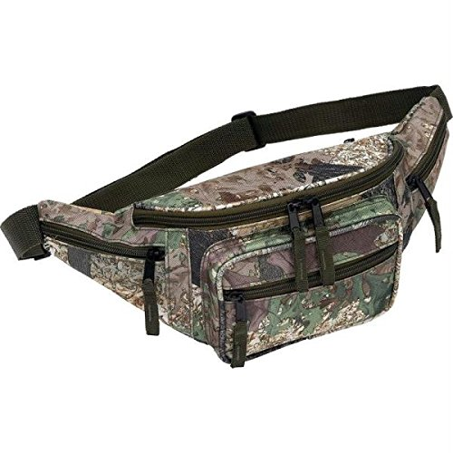 ExtremePak Tree Water-Resistant Waist Bag, Camo (Hunting Waist Pack compare prices)