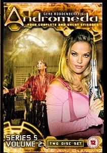 Andromeda: Season 5.2 [DVD]