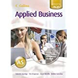 Collins Applied Business - AS for AQA Student's Bookby Malcolm Surridge