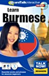 Talk Now Learn Burmese: Essential Wor...