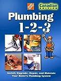 img - for Plumbing 1-2-3 (Home Depot ... 1-2-3) book / textbook / text book