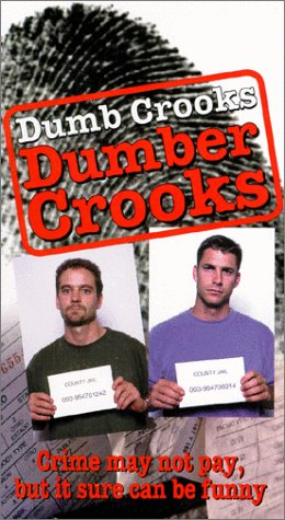 Dumb Crooks Dumber Crooks [VHS] [Import]