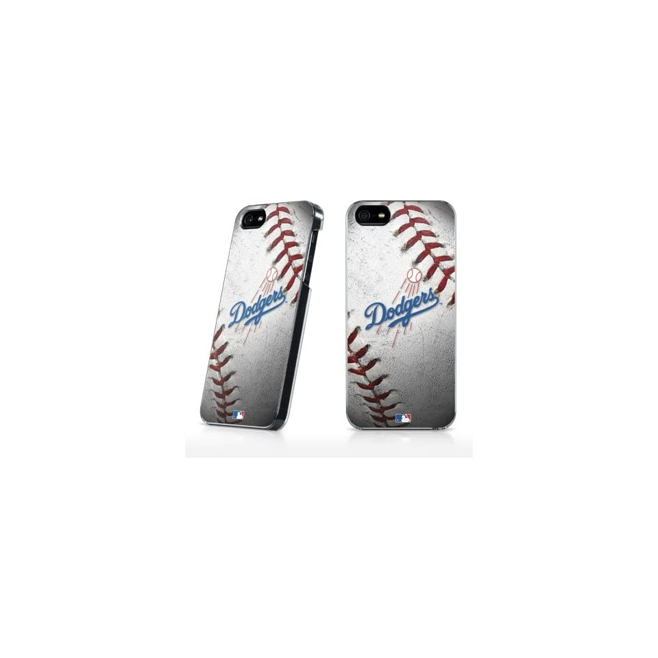 MLB   Los Angeles Dodgers   Los Angeles Dodgers Game Ball   iPhone 5 & 5s   LeNu Case