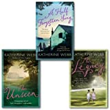 Katherine Webb Katherine Webb Collection 3 Books Set, (The Legacy, The Unseen & A Half Forgotten Song)