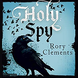 Holy Spy Hörbuch