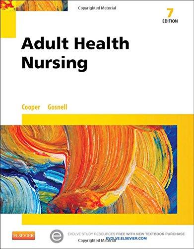 Adult Health Nursing, 7E