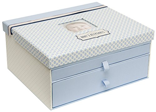 C.R. Gibson C.R. Gibson Keepsake Chest, All Boy
