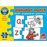 Orchard Toys alfabeto Partido Jigsaw 4+