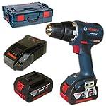 Bosch Professional GSR 18 V-EC Akku-B...