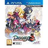 Disgaea 3: Absence of Detention (PS Vita)by NIS America