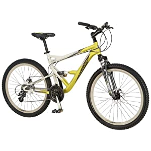 Mongoose Status 3.0 Dual-Suspension Mountain Bike