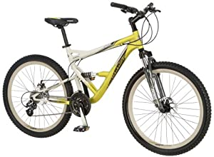 Mongoose Status 3.0 Dual-Suspension Mountain Bike (26-Inch Wheels) by Mongoose