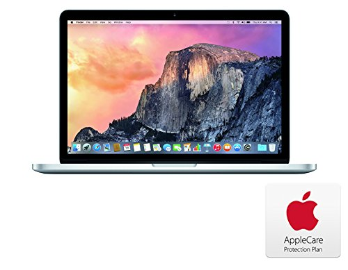Apple MacBook Pro 13-inch 2.7GHz, 256GB MF840LL/A + AppleCare Bundle