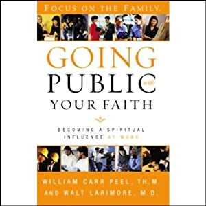 Going Public With Your Faith Audiobook