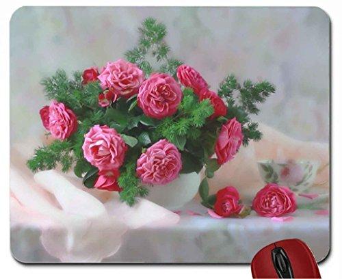 Florist arrangement mouse pad computer mousepad