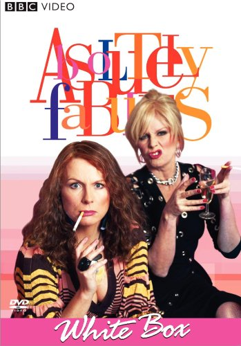 Absolutely Fabulous: White Box [DVD] [Region