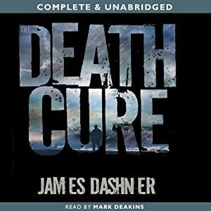 The Death Cure Hörbuch