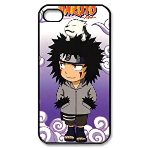 Naruto Kiba Chibi Iphone 4/4s Case New Design,top Iphone 4 Case Show Xinfan Store