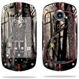 Mightyskins Protective Vinyl Skin Decal Cover for Casio G'zOne Commando C711 B GzOne wrap sticker skins Tree Camo