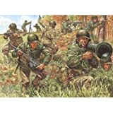 Italeri WW2 American Infantry - 1/72 Plastic Model Soldier Kit