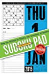 Sudoku Page-a-Day Notepad and 2015 Ca...