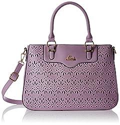 Lavie Savannah 3c Med Tote Women's Handbag (Lilac)
