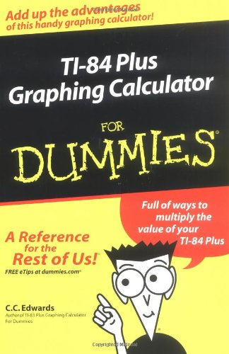 Ti-84 Plus Graphing Calculator For Dummies front-977422