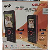 CELKON JODI OFFER WITH C419 & C319(COMBO OFFER)