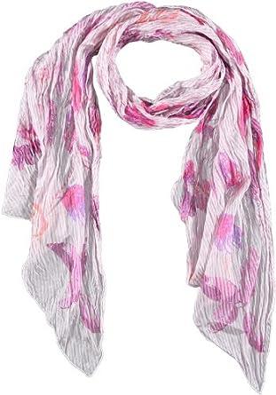 PASSIGATTI Damen Schal 48018, Gr. one size, Rosa (2-rosa)