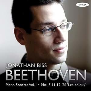 Beethoven: Piano Sonatas Vol.1; Sonatas Nos. 5, 11, 12, & 26