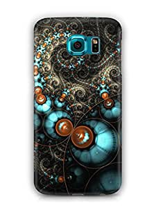 Cover Affair Jewellery Printed Back Cover Case for Samsung Galaxy S7