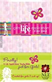img - for Girls Life Application Study Bible NLT by Tyndale House Publishers, Inc.,2006] (Paperback) 2nd Edition book / textbook / text book