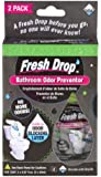 Fresh Drop Bathroom Odor Preventor, 2-Pack