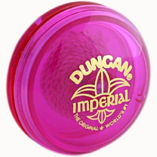 Genuine Duncan Imperial Yo-Yo Classic Toy - Pink - 1