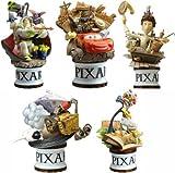 Disney Pixar Formation Arts Collection Figures Part2 BOX Set of 6