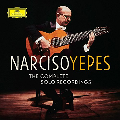 Narciso Yepes - Yepes - Complete Solo Recordings (Boxed Set, 20PC)