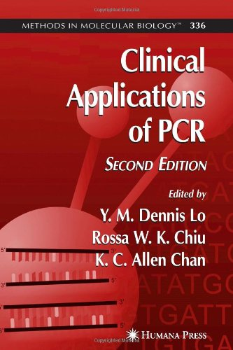 Clinical Applications Of Pcr (Methods In Molecular Biology)