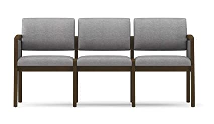Lenox Panel Arm 3 Seat Sofa