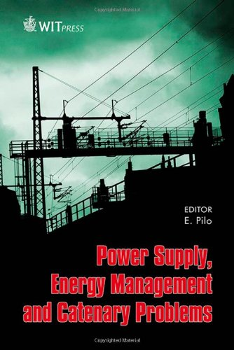 Power Supply, Energy Management, And Catenary Problems
