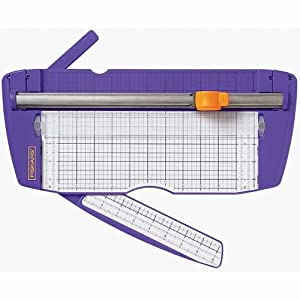 how to change blade on fiskars rotary paper trimmer
