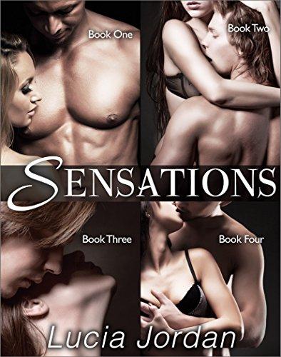 Lucia Jordan - Sensations - Complete Collection (English Edition)