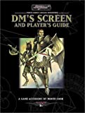 DM's Screen and Player's Guide (Arcana Unearthed Game Accessory) (1588460592) by Monte Cook