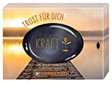 Image de Schmuckstein mit Gravur - Trost für dich (Kraft)