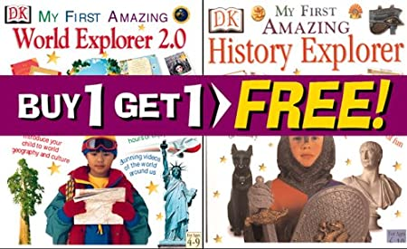 My First Amazing World Explorer/History Explorer Bundle