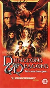 Dungeons & Dragons [VHS] [Import allemand]