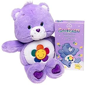 Care Bears Talking Plush with Video: Harmony Bear