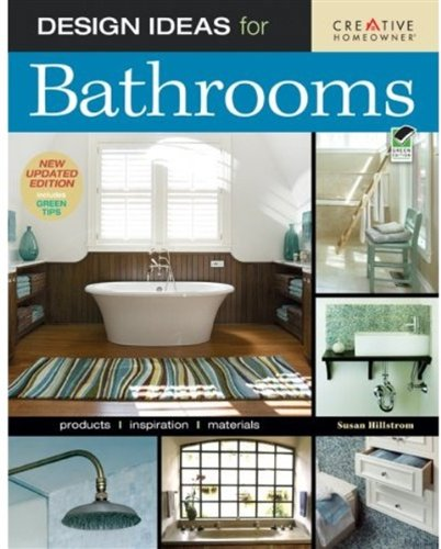 Design Ideas for Bathrooms (2nd edition) (English and English Edition)