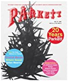 Parkett No. 70: Christian Marclay, Wilhelm Sasnal, Gillian Wearing, Plus Franz West (The Parkett Series) (German Edition) (3907582209) by Marclay, Christian