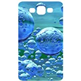 Abstract Water Bubbles Back Cover Case for Samsung Galaxy S3 / SIII / I9300