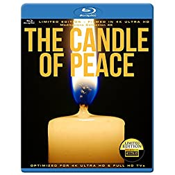 CANDLE OF PEACE 4K [Blu-ray]